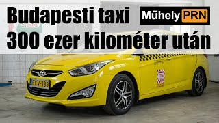 MűhelyPRN 16.: Budapesti taxi 300 ezer kilométer után