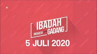 Ibadah Minggu 5 Juli 2020