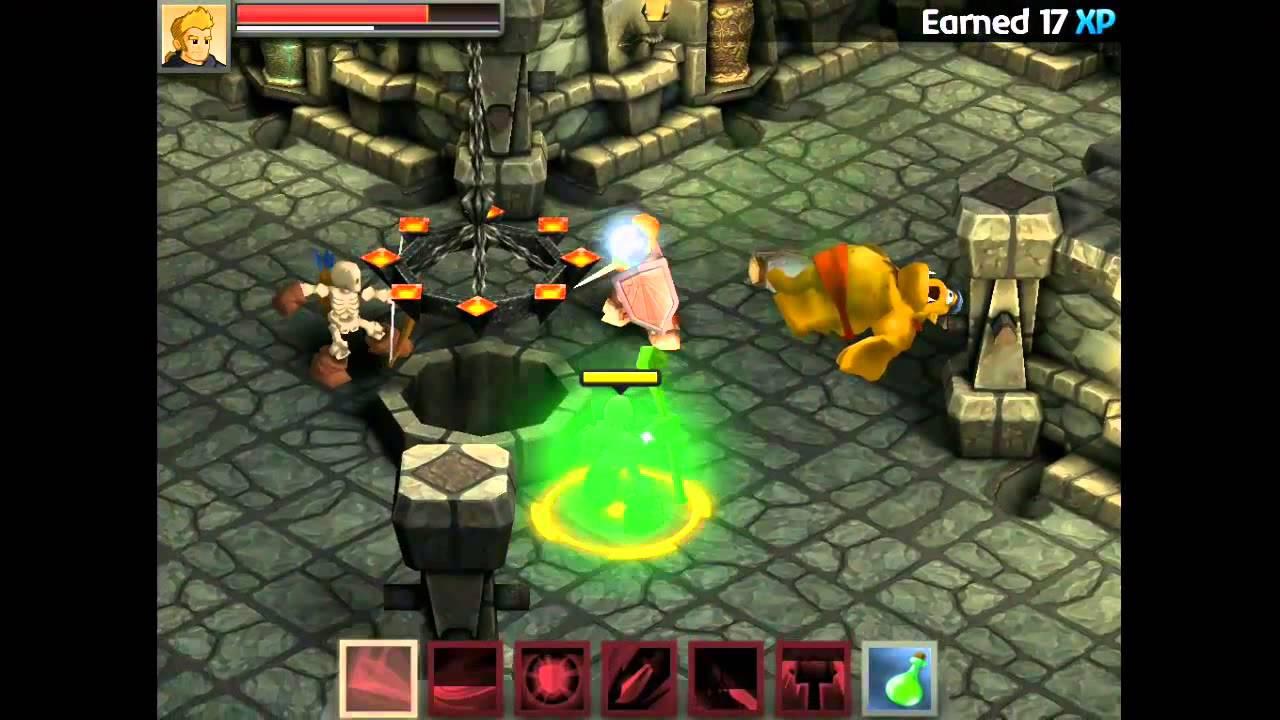 Battleheart Legacy for iOS Full Walkthrough part 4 - YouTube