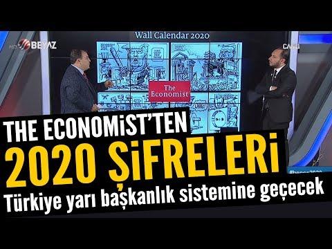 The Economist'ten 2020 şifreleri! Abdullah Çiftçi tek tek deşifre etti