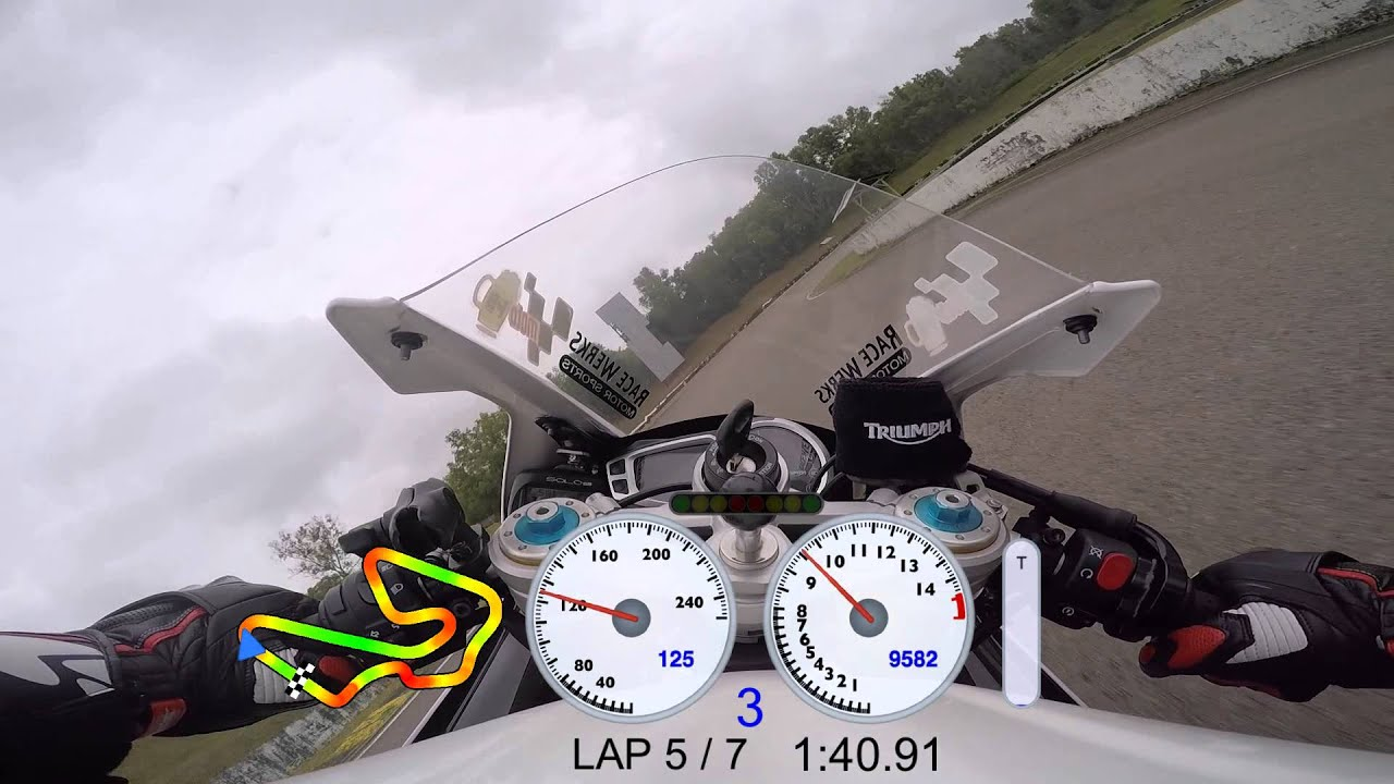 OBDII Data Collection On-Track - Page 5 - Triumph675 Net Forums