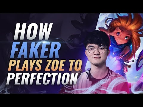How Faker ALWAYS CRUSHES The Enemy Mid Laner - League of Legends Season 9