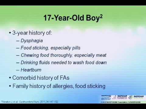 Food Allergies and Eosinophilic Gastrointestinal Diseases