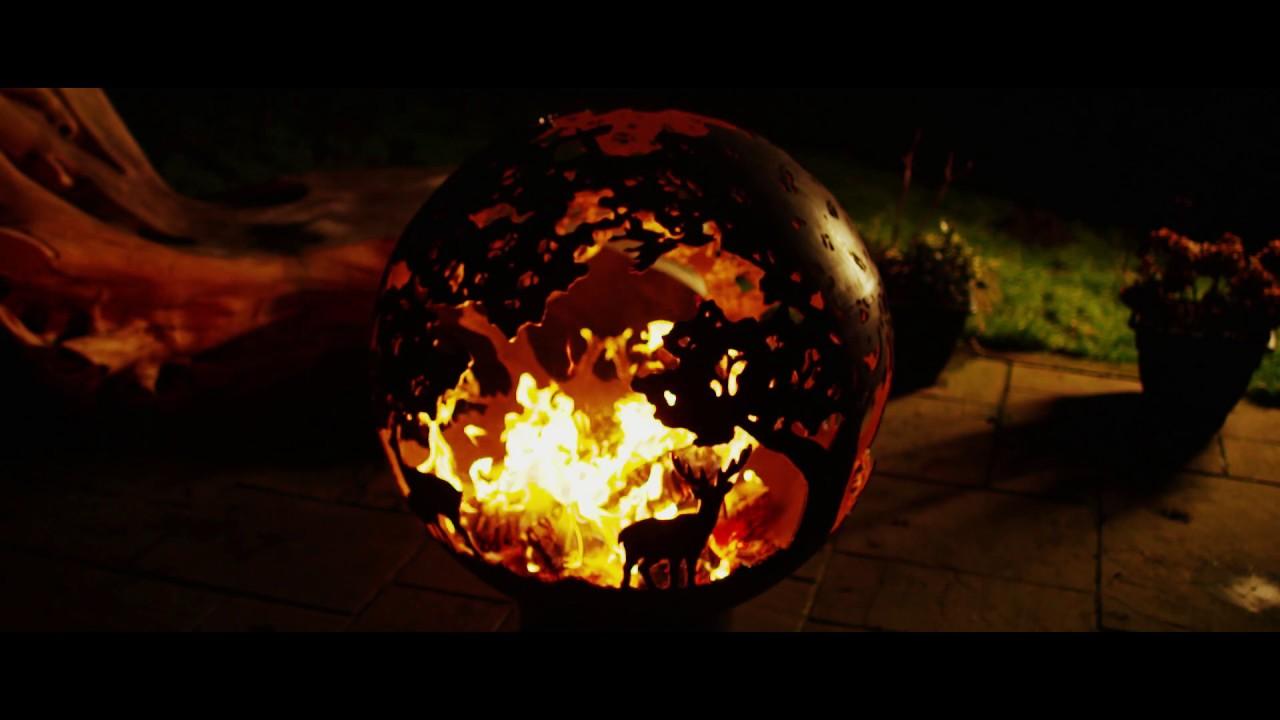 Место у огня - YouTube