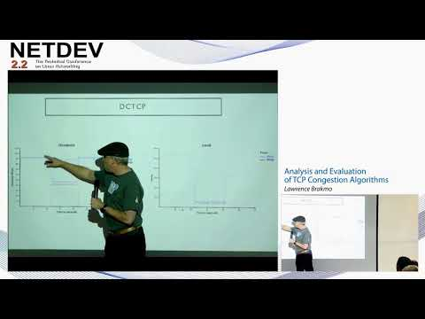Analysis and Evaluation of TCP Congestion Algorithms