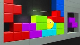 Pacman - Fressen oder Gefressen werden - 3D Animation
