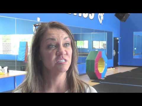 Cheer Athletics Facility Tour 2