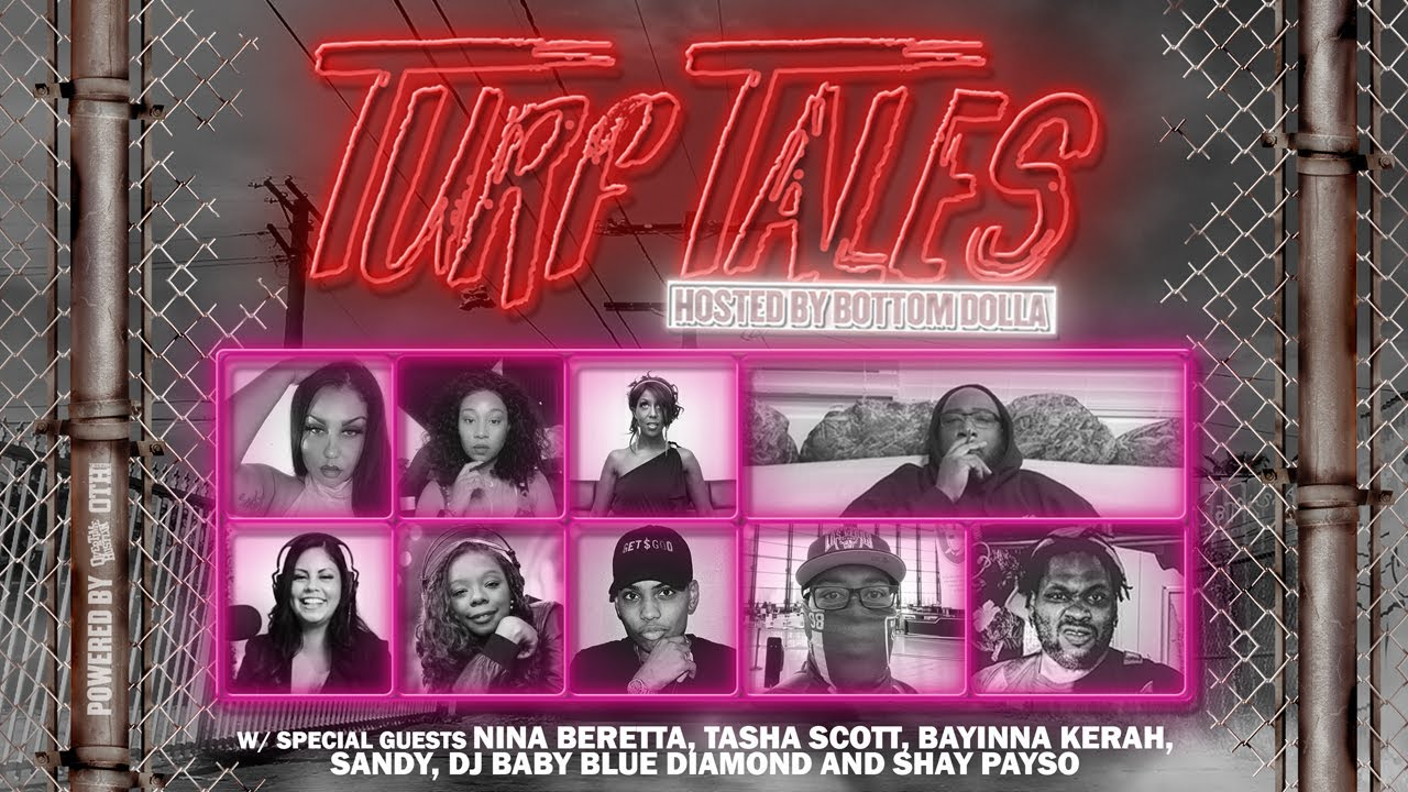 """Overtime Hustlin Presents """"Turf Tales Podcast"""" Episode 56 (Ladies Night)"""