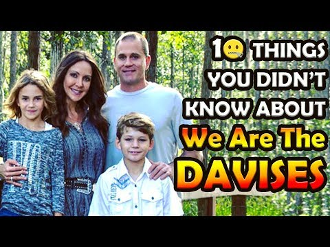 WE ARE THE DAVISES 🌟 Top 10 Things You Didn`t Know About KAYLA,TYLER,CONNIE,SHAWN,HERSHEY & HARLEY