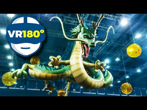 Gamescom 2019 en VR - Entra dentro del evento de videojuegos mas grande del mundo. VR180 y 3D