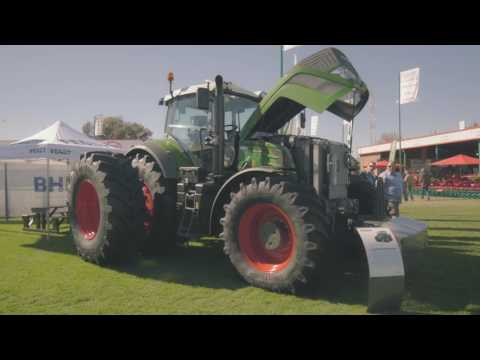Fendt tractors on the Cape