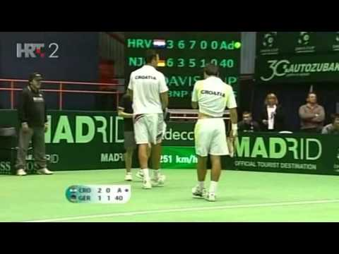 Ivo Karlovic - Fastest Serve Ever World Record