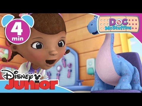 Magical Moments   Doc McStuffins: Bad Breath Bronte   Disney Junior UK
