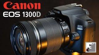 Canon 1300D | Зеркалка для начинающего