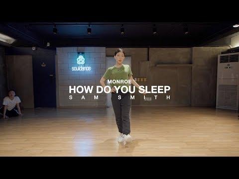 Sam Smith - How Do You Sleep | Monroe Choreography
