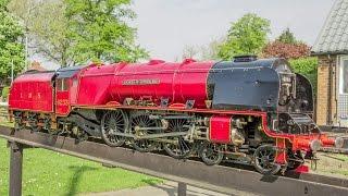 5 Inch Gauge Princess Coronation Class 6233 Duchess Of