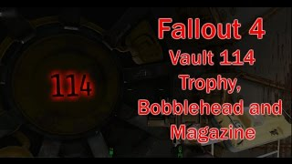 Fallout 4 - Vault 114 walkthrough