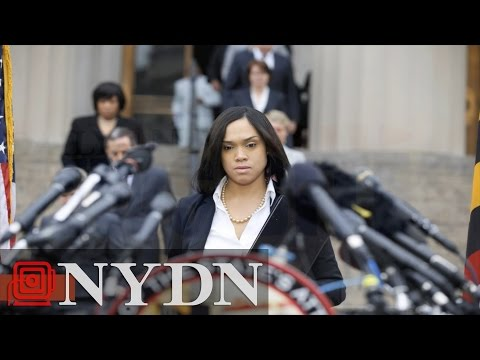 Marilyn Mosby is Youngest Chief Prosecutor in Major U.S. City