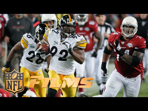 #7 James Harrison's Pick Six | NFL | Top 10 Super Bowl Plays