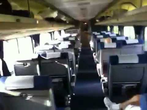 tour inside amtrak auto train youtube. Black Bedroom Furniture Sets. Home Design Ideas
