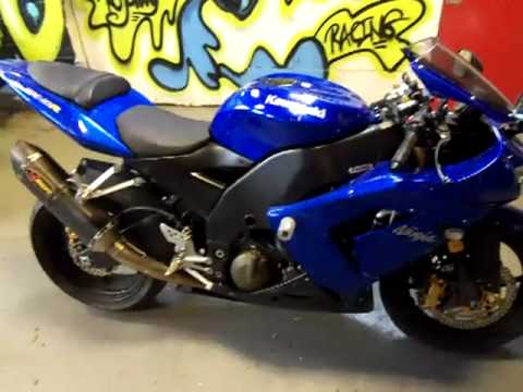 For Sale 2004 Kawasaki Ninja Zx 10r At Royalty Racing Youtube