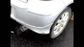 Muffler HKS Silent di Toyota Yaris