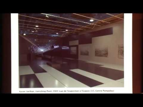 Conference Futur Antérieur : Arnauld Pierre, Vincent Lamouroux and Xavier Veilhan @Centre Pompidou