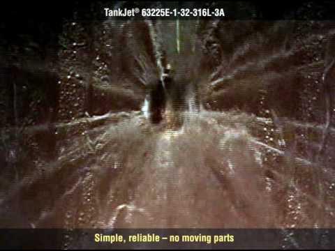 Tankjet 174 63225 Spray Balls Simple Stationary Spray Balls