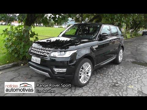 Range Rover Sport - Detalhes - NoticiasAutomotivas.com.br