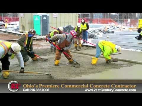 Concrete Contractor Bay Village OH | 216-362-0900 | Commercial Concrete Contractor Bay Village