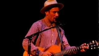 Ben Harper - Not Fire, Not Ice - New York (October 12, 2012)