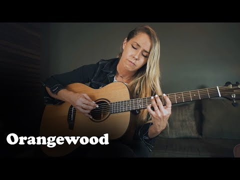 Orangewood | Oliver | Acoustic Guitar Demo ft. Arianna Powell