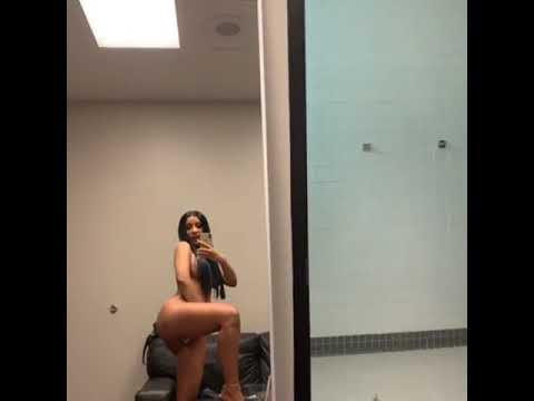B naked cardi Cardi B: