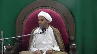 الشيخ علي مال الله - التبرع بزكاة الفطرة