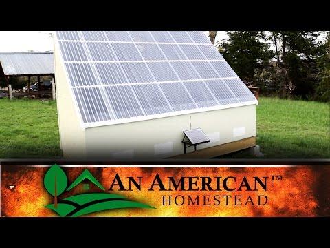Off Grid Solar Kiln by Tuftex
