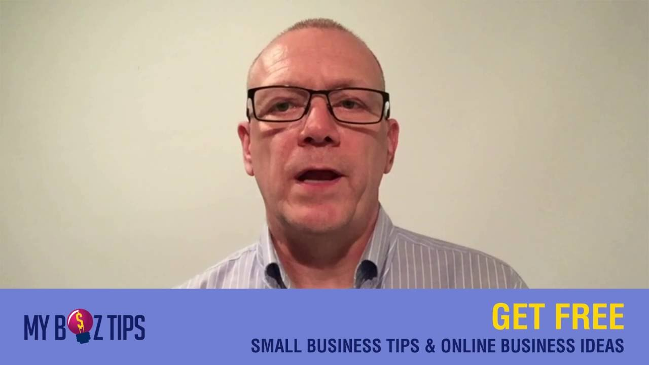 Small Business Tips & Online Home Business Ideas in UK - YouTube
