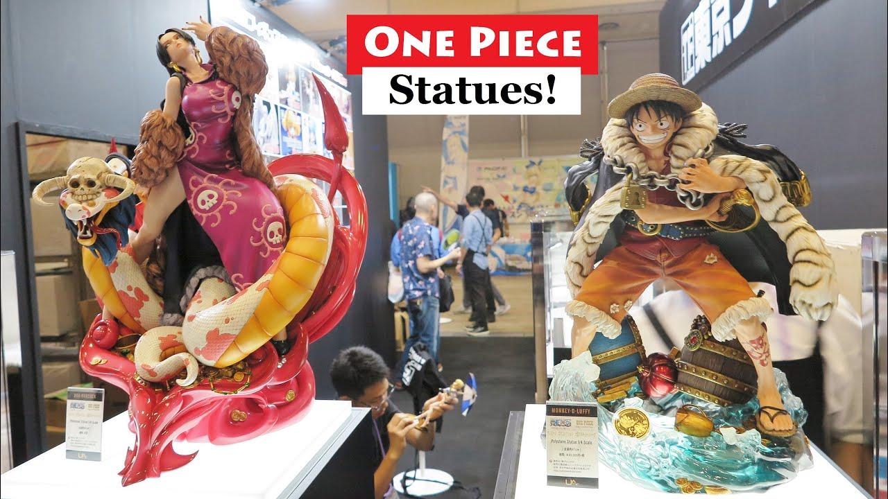 One Piece Statues by Unique Art Studio (Summer Wonderfest 2019)