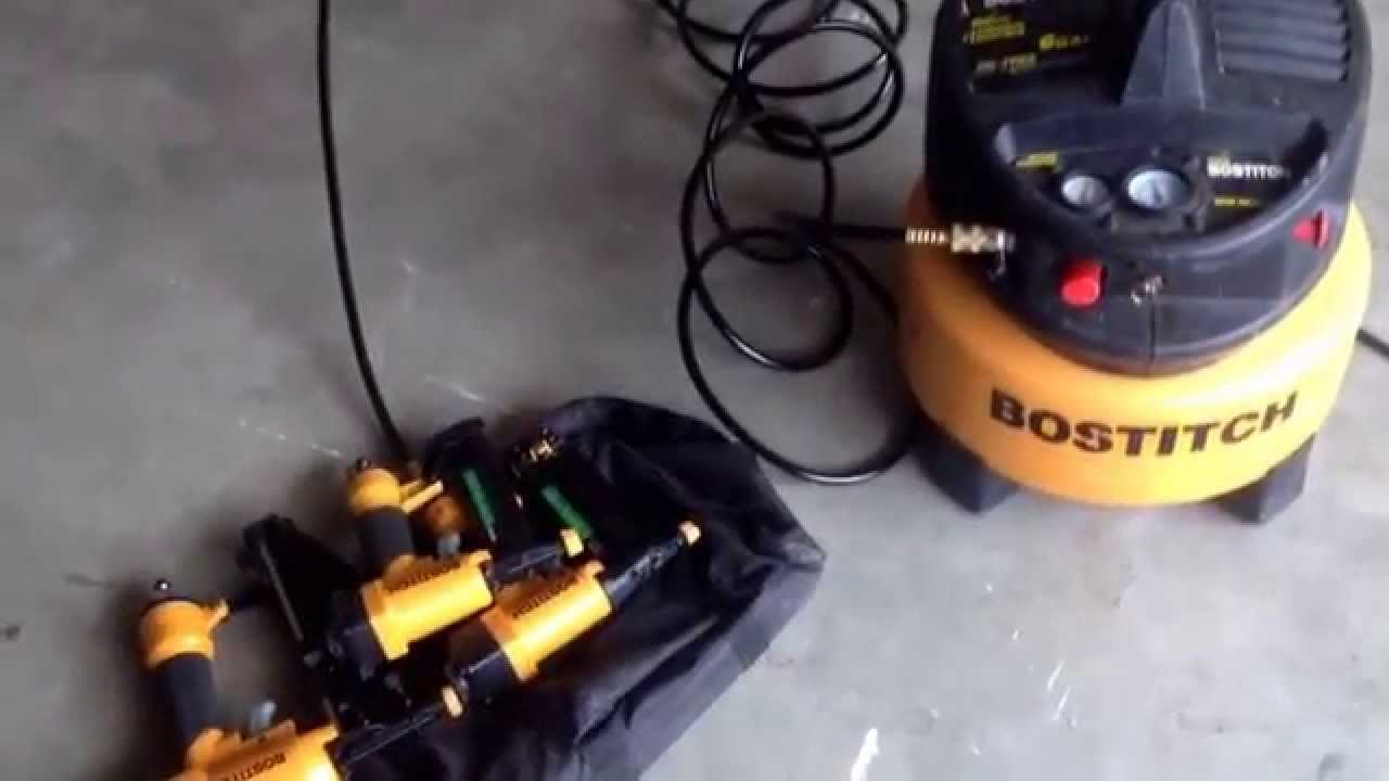hight resolution of bostitch pancake compressor review