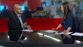 'Barışa giden yol' yazı dizisi BBC Türkçe'de başladı