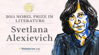 Portrait of a Nobel Laureate: Svetlana Alexievich