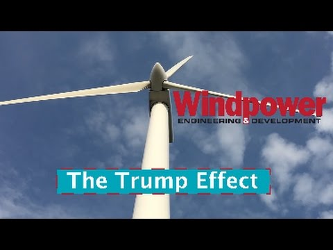 Engineering a Trump bump for the wind industry