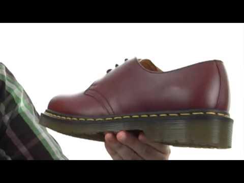 eeda4d702f Dr. Martens 1461 3-Eye Gibson SKU:#104733 - YouTube