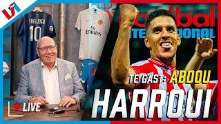 Voetbal International LIVE: Abdou Harroui Te Gast