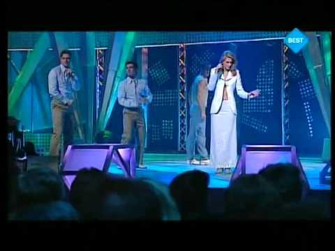 Emis forame to chimona anixiatika - Greece 1996 - Eurovision songs with live orchestra