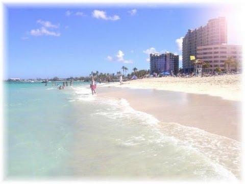 Cable Beach Nau Bahamas