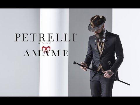 Petrelli Uomo Cerimonia Collezione AMAME 2019 Sfilata Milano Sì Sposaitalia