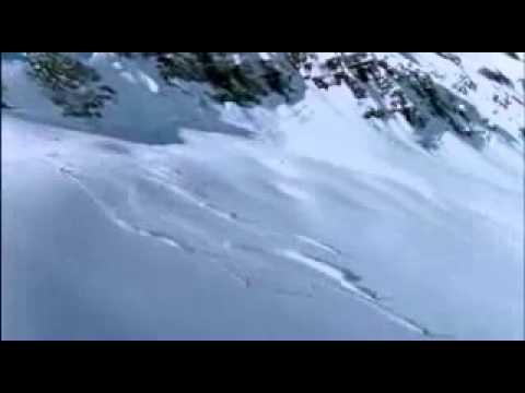 Henri oreiller doing tricks on skis Bozeman Montana Fail