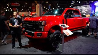 Is the 2020 Ford F-250 Tremor the BEST off road truck to MODIFY?
