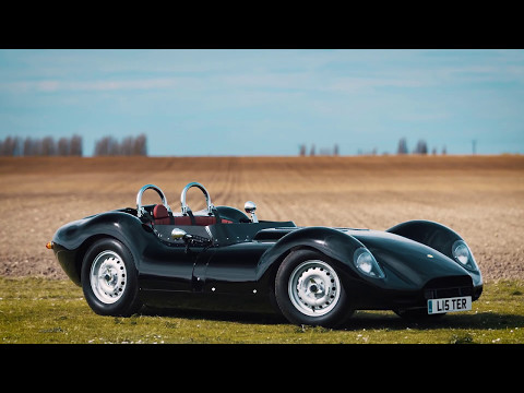 Introducing The Road Legal Lister Knobbly