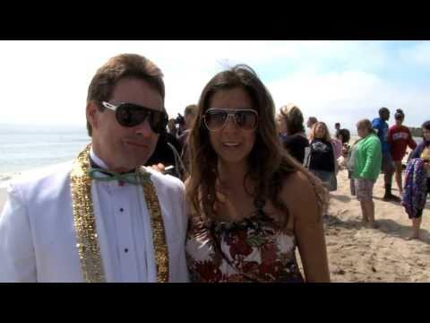 World Famous Mr. Malibu Celebrity Surfing Contest for Malibu Surfing Association